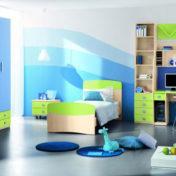 Barvita otroška soba