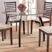 Leseni stoli za jedilnico