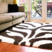 Zebrasta preproga